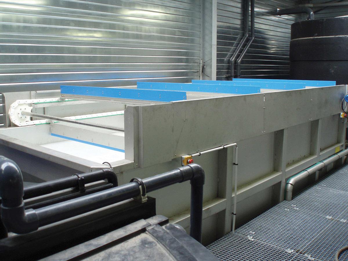 oczyszczanie wody przemysłowej